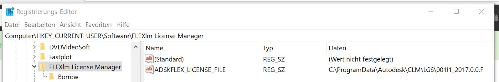 Autodesk Lizenz: Lizenz Server finden - Blog CAD-Becker de